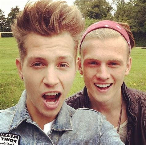 James and Tristan!! My bbs!!