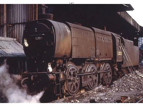 Pin by tutaflorian on BR Steam in colour (1950s & 60s
