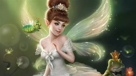 Inner Thought: The most beautiful pictures with fairies