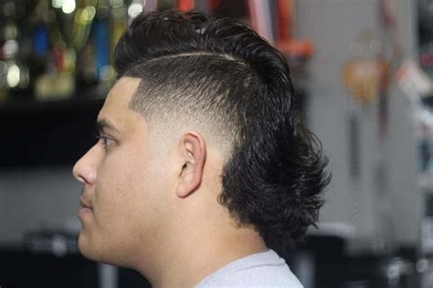 11 Best Mohawk Mullet Hairstyles for Men (2020 Trends)